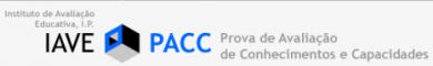 Guia da Prova – Componente Específica da PACC e Informações-Prova das provas da componente específica