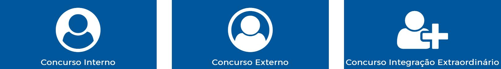 Listas Definitivas: Concurso Interno, Externo e Extraordinário